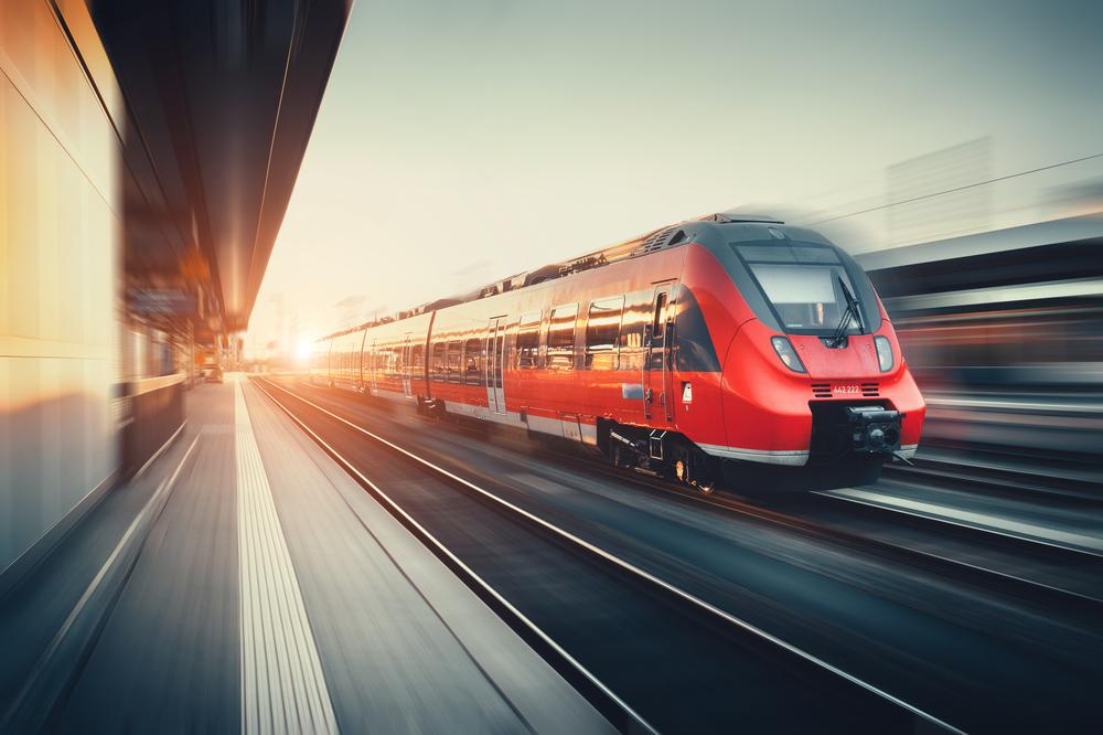 CEF Transport contribution to rail