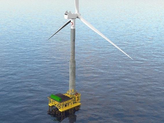 offshore wind turbine maintenance