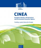 cover of CINEA Leaflet