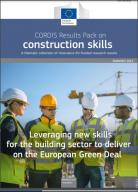 Cordis Results Pack on Construction Skills